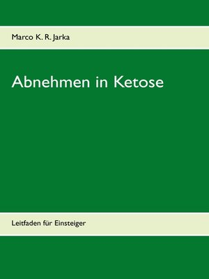 cover image of Abnehmen in Ketose